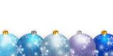 クリスマス 雪 ボール 背景