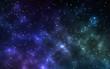 Sterren nacht en heelal - 120154540