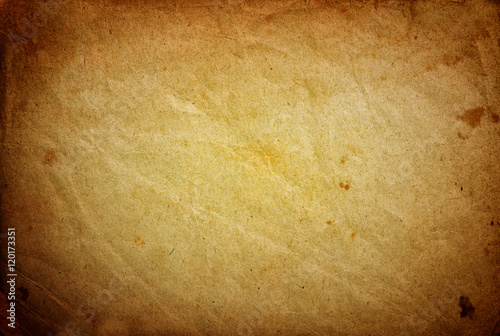 Fotobehang Stof Old paper texture or background