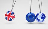 Brexit Global Business Consequences Concept