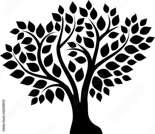 Decorative tree series