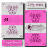 Cards  for invitations with mandala pattern. vintage highly detailed, Luxury lace festive ornament . Arabic motifs