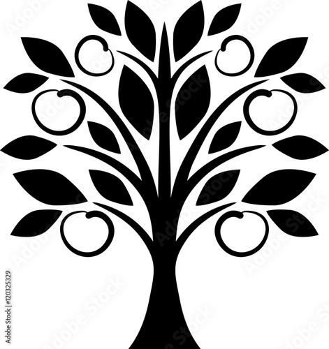 Decorative fruit tree