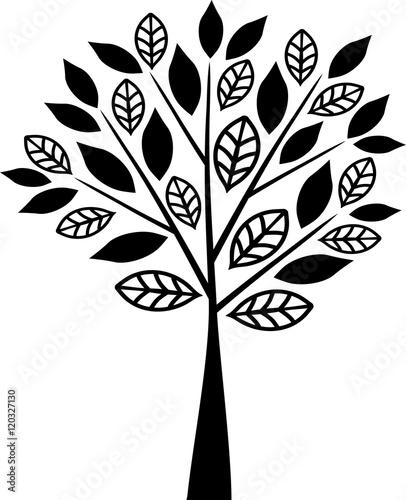 New graphic tree