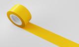 Yellow tape of insulating tape - 120329368