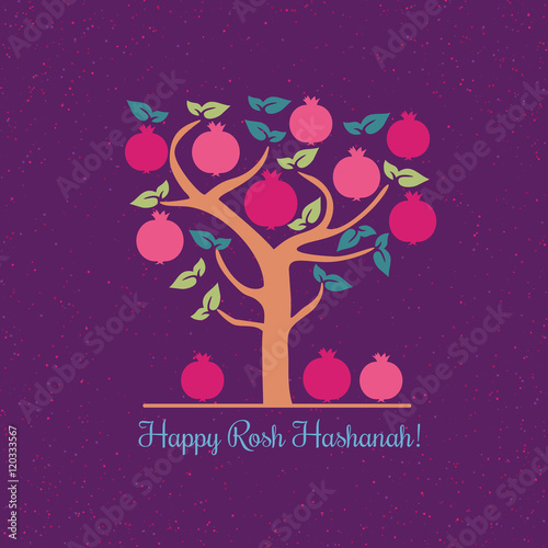 Rosh hashanah jewish new year concept traditional holiday symbols rosh hashanah jewish new year concept traditional holiday symbols cute bright apple pomegranate m4hsunfo
