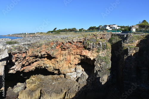 Boca do Inferno (Hell's Mouth) in Cascais, Portugal Poster