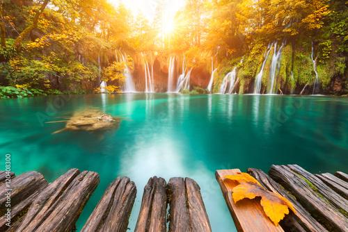 Plitvice, Croatie - 120408300