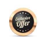 Exclusive Offer Badge