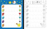 Preschool worksheet - 120498528