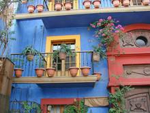 Gamla stan - Monterrey Barrio Antiguo