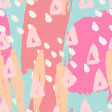 Seamless Abstract Pattern - 120604329