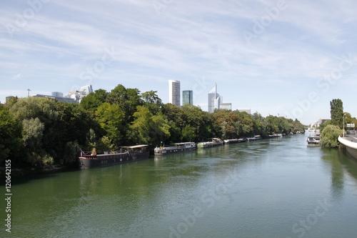 Papiers peints Paris Paris - La Seine