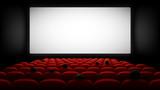 Salle de cinéma vectorielle 3 - 120665308