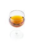 Bicchiere di vino liquoroso