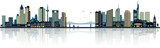 Frankfurt Skyline - 120723506