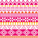 Seamless Navajo print, Aztec pattern, Tribal design - 120799701