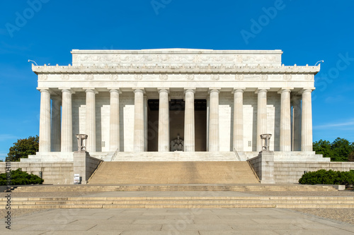 The Lincoln Memorial in Washington D.C. Poster