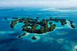 Quadro 世界遺産 ロックアイランド群と南ラグーン