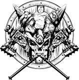 Skull Orc