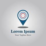 logo global position locator community internet media icon