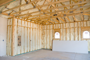 Home construction and insulation