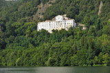Lago di Monticchio, Abbazia di San Michele, Basilicata