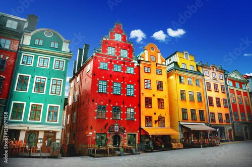 Papiers peints Stockholm Stockholm