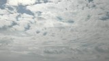 cloudy sky time lapse - full hd video