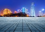 Hangzhou CBD night