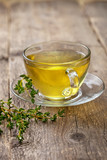 cup of thyme tea,  thyme - 121027593