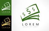 Money logo vector