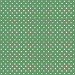 Cotton fabric seamless polka dots pattern background