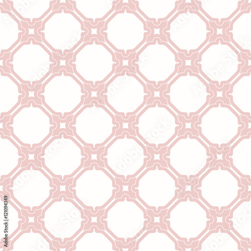 Geometric Seamless Pattern - 121094349