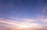 Fototapety sunset sky background