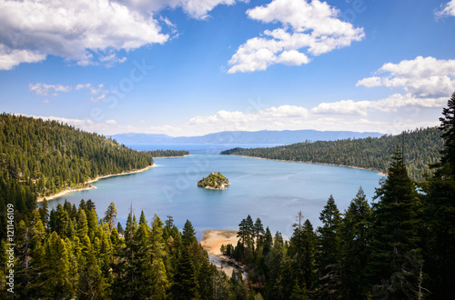 Plakat Lake Tahoe