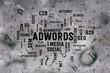 Adwords, Tipografi