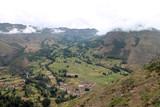 Valley in Peru