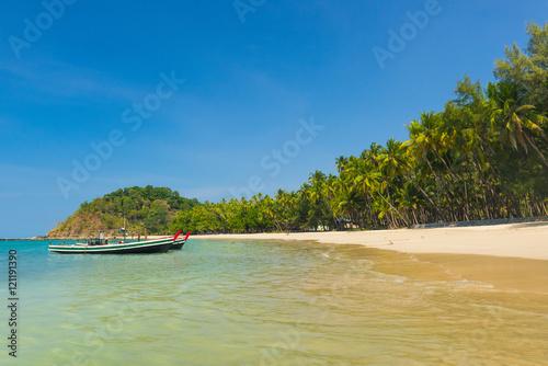 Poster Ngapali Beach