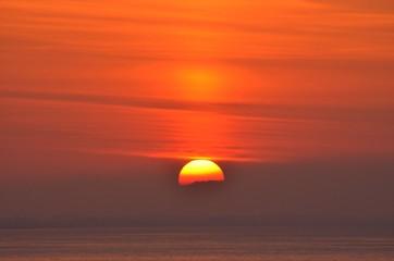 日の出 © quadriclover