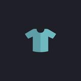 Shirt computer symbol