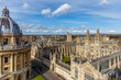 roleta: Oxford in spring, England