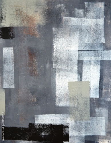 Neutralny obraz abstrakcyjny
