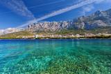 Adriatic Sea - Makarska riviera, Dalmatia, Croatia - 121393395