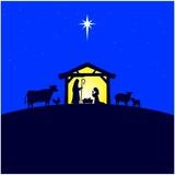 Nativity Manger - 121426580
