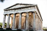 temple of Hephaestus in Ancient Agora, Athens