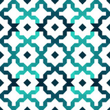 Seamless geometric pattern.Abstract vector print.Background