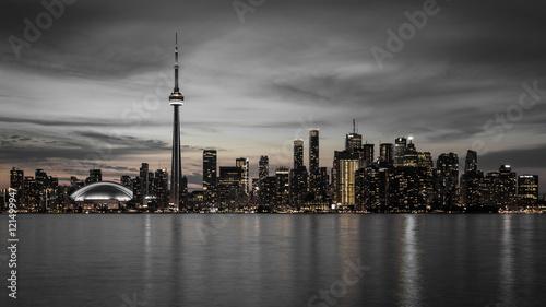 Foto op Plexiglas Toronto Toronto Skyline