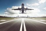 Samolot lądowania