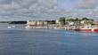 Harbor scene at Charlottetown, Prince Edward Island, Canada
